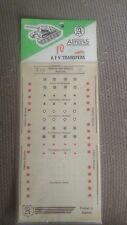 Almarks A F V Transfers T13 Airborne & Infantry Divisions Decals Sealed Model