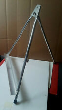Aluminum Table Top Folding Easel 17 inches tall 16 inch wide tray