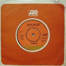 "Al Martino(7"" Vinyl)Sing My Love Song-Capiitol-CL 15889-UK-Ex-/VG"