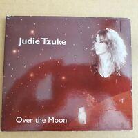 JUDY TZUKE OVER THE MOON CD ALBUM BIG MOON (1997) UK POP ROCK MINT CD