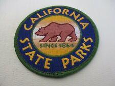 California State Parks Uniform Shoulder Patch