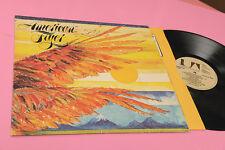 AMERICAN FLYER LP ORIG USA 1976 NM !!!!!!! COPERTINA CARTONATA INNER TESTI !!!!!