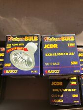 SATCO EXN/S/GU10 38 MR/16 LAMP 120 VOLT S4182 LOT OF 12