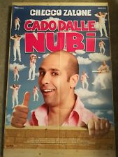 CADO DALLE NUBI Manifesto Film 2F Poster Originale Cinema 100x140 ZALONE