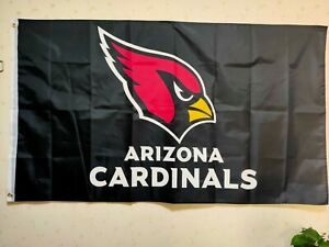 Arizona Cardinals Flag 3X5 FT NFL Banner Polyester