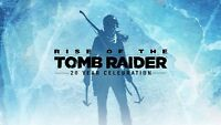 RISE OF THE TOMB RAIDER 20 YEARS CELEBRATION STEAM key