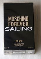 Moschino Forever Sailing 100 ml Eau de Toilette Spray Genuine Sealed in Box NEW