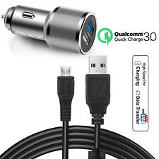 For Samsung, Kindle, HTC, Nexus, LG, Xbox, PS4, Smartphones Micro USB Cable 5.4A