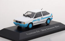 VW GOL SABESP WHITE ALTAYA 1/43 VOLKSWAGEN IXO SANEAMENTO BASICO