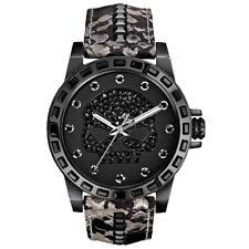 """Harley-Davidson by Bullova Damenuhr """"Boone"""" Armbanduhr Uhr *78L116*"""