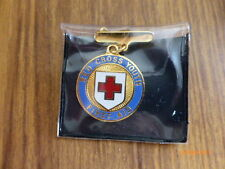 RED CROSS YOUTH FIRST AID MEDAL/BADGE/PENDANT