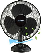 Tischventilator Ventilator Oszillierend Windmaschine Standventilator Luftkühler