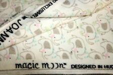 "Joann Nursery Magic Moon Pig Fabric (Exclusive for JoAnn) 1 1/2yds by 68"""