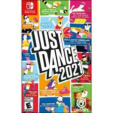 Ubisoft Just Dance 2021 (Nintendo Switch)