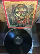Slayer - Seasons in the Abyss (1994) LP