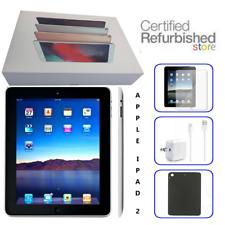 Apple iPad 2nd Generation | Wi-Fi Only | 32GB, 9.7-inch, Black, PLUS Bundle!!