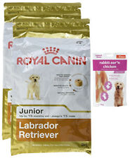 2x12kg Royal Canin  Labrador Junior Hundefutter + 80g Fleischsnacks