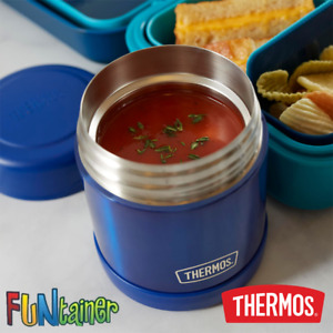 THERMOS Funtainer Kid Lunch Box Vacuum Insulated Food Jar Container 290ml