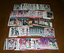 400 WHALERS ASSORTED HOCKEY CARDS