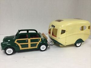 Calico Critters Car And Camper
