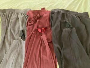 Lot of 3 Vintage Women's Counterparts Pleated 1980s Stirrup Pants Sz 14 /16