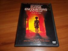 Close Encounters of the Third Kind (Dvd, 2002 Widescreen) 3rd