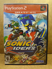 Sonic Riders (Sony PlayStation 2)