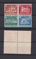 GERMAN REICH 1935 Ostropa Block Used B68 (Mi.576-579 Block3)