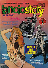 [AP] LANCIOSTORY ANNO VI N° 40 - Ed. EURA _ OTTIMO EDICOLA _