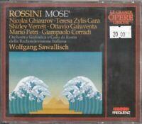Gioacchino Rossini - Mosè (CD) (1990)