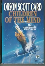 Children of the Mind, Conclusion to Ender's Saga, by Orson Scott Card, HCDJ