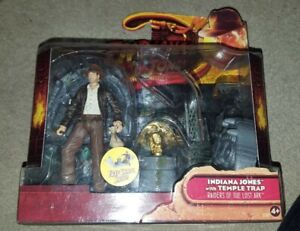 Indiana Jones: Raiders of the Lost Ark - Temple Trap Figure - Hasbro -Boxed