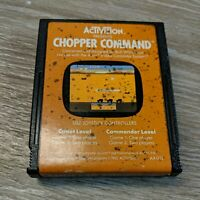 Chopper Command - Original Atari 2600 Game Authentic