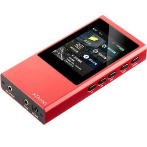 xDuoo X20 Portable Lossless Music Player Bluetooth HiFi Player DSD balance out