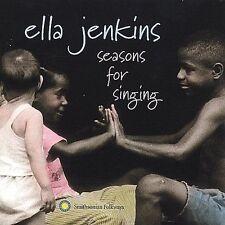 Seasons for Singing - JENKINS,ELLA  Audio CD Buy 3 Get 1 Free