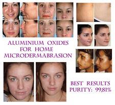 MICRODERMABRASION CRYSTALS, Aluminium Oxide - Face&Body Scrub 30g/1oz  Exfoliant