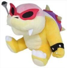 "Sanei Super Mario Plush Series 6"" Roy Koopa Plush Doll"