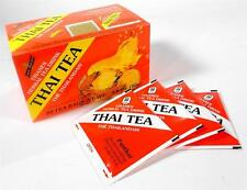 Tisanes Herbal Thai Tea by Taste Nirvana Serve Hot or Cold 1.8 oz. 20 Tea Bags