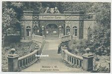AK  Münster i.W. - Zoologischer Garten  (T25)