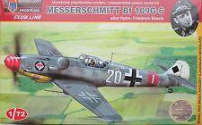 Kpm (az models) 1/72 kclk 002 messerschmitt Bf109G-6/R6 kit