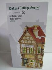 Dept 56 Dickens Village The Duke's Wheel Cheese Shoppe 4050930 Mip