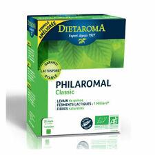 Dietaroma - Philaromal Classic bio - Levain, Ferments lactiques et Fibres - 20 s