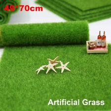 Künstliche Gras Gefälschte Rasen Gras Simulation Miniatur Garten Ornament DIY DE