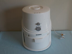 LeQUIP NutriMill Model HS4-3 High Speed Electric Grain Flour Mill