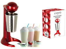 NEW MILKSHAKE MAKER ICE CREAM SMOOTHIES PROTEIN SHAKES COCKTAIL MAKER JUICE CUP