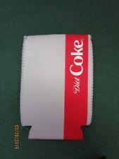 (2) Diet Coke coozie beverage Slim Can holders