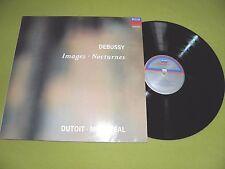 """Debussy : Images - Nocturnes / Dutoit / Montreal / """"Decca"""" Digital Audiophile NM"""