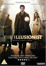 The Illusionist DVD NEW dvd (MP715D)