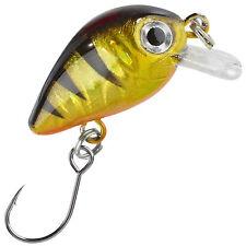 Balzer Trout Crank 3cm 2g - Wobbler für Forellen, Crankbait zum Forellenangeln