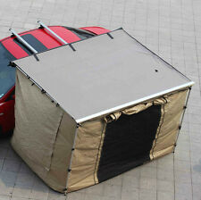 Alloy Joint Midge Mesh 2.5x3M 4WD 4X4 Pull Out AWNING + Annex Room Camping Car